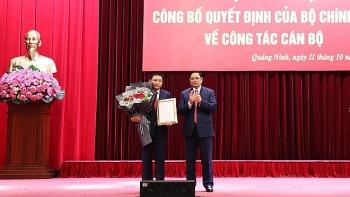 Chủ tịch Quảng Ninh Nguyễn Văn Thắng được giới thiệu để bầu giữ chức Bí thư Tỉnh ủy Điện Biên