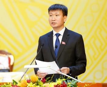 Chân dung tân Chủ tịch UBND tỉnh Yên Bái Trần Huy Tuấn