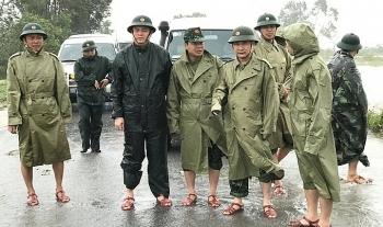 Phó Tư lệnh Quân khu 4 cùng 12 chiến sĩ mất liên lạc khi vào cứu hộ công nhân thủy điện Rào Trăng 3