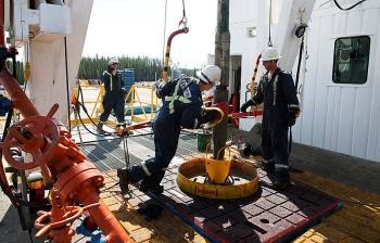 Giá xăng dầu hôm nay (9/11): Dầu thô bật tăng trở lại mốc 40 USD/thùng