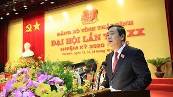 Ông Ngô Đông Hải tái đắc cử Bí thư Tỉnh ủy Thái Bình