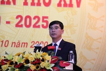 Chân dung ông Dương Văn An - Bí thư Tỉnh ủy Bình Thuận