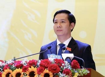 Ông Nguyễn Thành Tâm tiếp tục giữ chức Bí thư Tỉnh ủy Tây Ninh