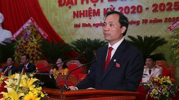 Chân dung ông Hoàng Trung Dũng - Tân Bí thư Tỉnh ủy Hà Tĩnh