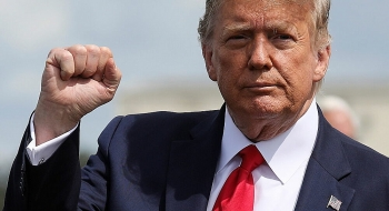 Ông Trump khẳng định Mỹ sẽ duy trì sức mạnh quân sự vô địch