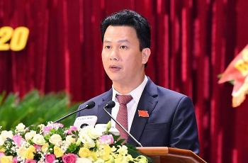 Ông Đặng Quốc Khánh tái đắc cử Bí thư Hà Giang