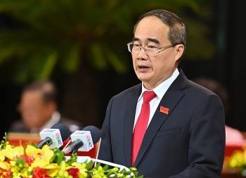 Ông Nguyễn Thiện Nhân được phân công tiếp tục theo dõi, chỉ đạo Đảng bộ TP.HCM