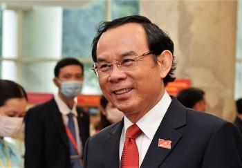 Ông Nguyễn Văn Nên đắc cử Bí thư Thành ủy TP. HCM với số phiếu 100%