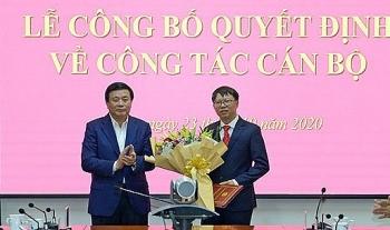 Bổ nhiệm nhân sự Học viện Chính trị Quốc gia Hồ Chí Minh