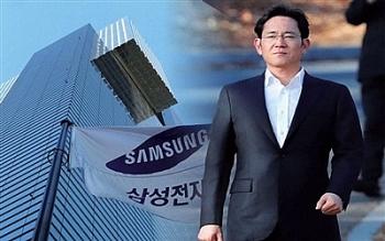 Người thừa kế Samsung sẽ phải đối mặt với khoản thuế 7 tỷ USD