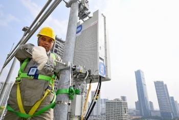 Sắp thử nghiệm thương mại 5G tại Hà Nội và TP.HCM