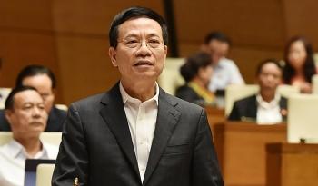 Bộ trưởng Nguyễn Mạnh Hùng: Bộ quy tắc ứng xử trên không gian mạng sẽ được ban hành trong năm 2020