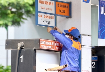 Bộ Tài chính thống nhất với Bộ Công Thương điều chỉnh giá xăng dầu 10 ngày/lần