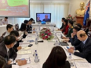 Cộng đồng người Việt tại Australia góp ý dự thảo văn kiện đại hội Đảng