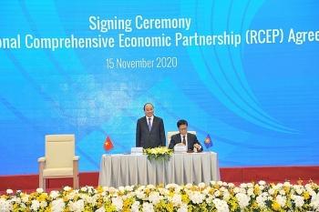 Việt Nam ký kết thành công hiệp định thương mại lớn nhất thế giới
