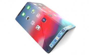 Apple gửi mẫu iPhone màn hình gập cho Foxconn