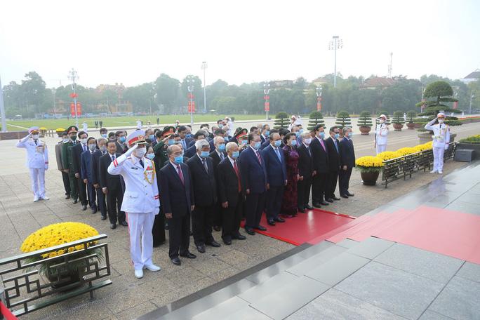 Tổng Bí thư, Chủ tịch nước: Đoàn kết làm nên sức mạnh vô địch của dân tộc - Ảnh 4.