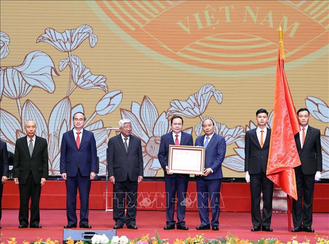 Tổng Bí thư, Chủ tịch nước: Đoàn kết làm nên sức mạnh vô địch của dân tộc - Ảnh 7.