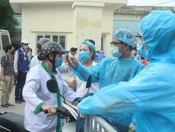 Xác định thêm 2 người nhiễm COVID-19 tại TP.HCM, lây từ bệnh nhân 1347