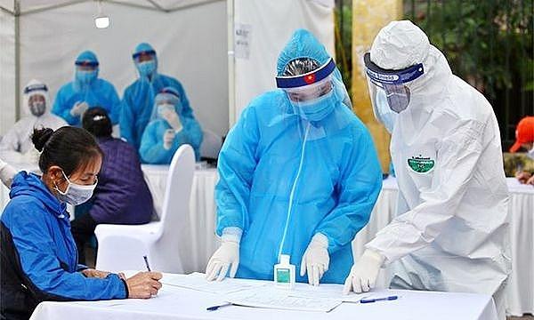 12h không có ca mắc mới COVID-19, 585.539 người đã được tiêm vaccine