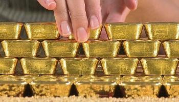 Giá vàng 14/1/2021: Giảm về 56,5 triệu đồng/lượng do đồng USD tăng trở lại