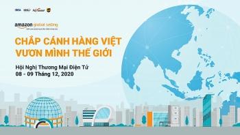 Amazon Global Selling lần đầu tiên tổ chức hội thảo thương mại điện tử trực tuyến tại Việt Nam