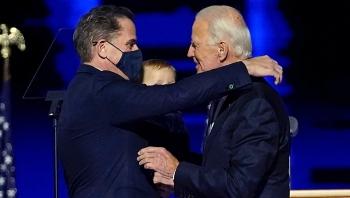Con trai ông Biden bị phát hiện từng yêu cầu công ty Trung Quốc chuyển 10 triệu USD để làm ăn