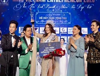 Vụ 'Hoa hậu Doanh nhân': Ca sĩ Quang Lê liên quan gì?