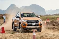Phân khúc xe bán tải tháng 2/2020: Ford Ranger tiếp tục dẫn đầu