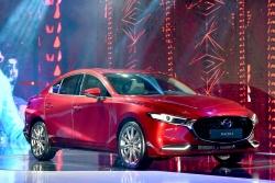 THACO triệu hồi 300 xe Mazda3 thế hệ mới do lỗi phanh tự động