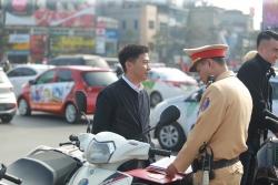 Mức xử phạt người vi phạm giao thông không ký biên bản mới nhất năm 2020