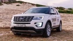 Giá xe ô tô Ford mới nhất tháng 4/2020: Vẫn duy trì nhiều ưu đãi