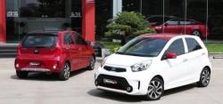 Giá xe ô tô KIA mới nhất tháng 9/2020: Morning từ 299 triệu đồng