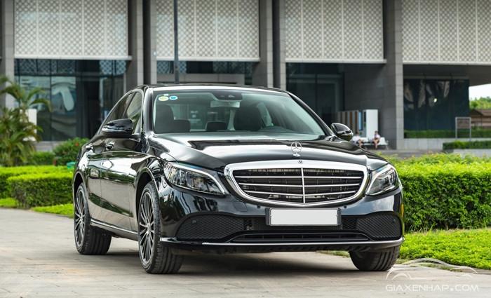 mercedes c class chon c180 2020 hay them 300 trieu mua c 200 exclusive 2020