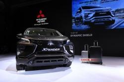 Mitsubishi Xpander xác lập doanh số kỷ lục tại Việt Nam