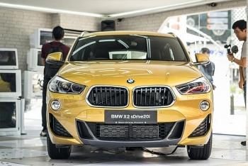 Giá xe ô tô BMW mới nhất tháng 9/2020: Dòng X ưu đãi hàng trăm triệu đồng