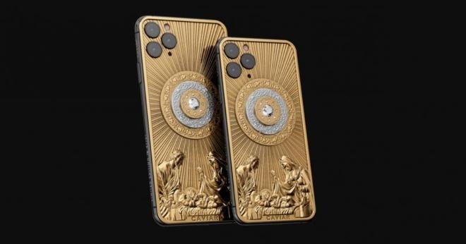 iphone 11 pro max ban giang sinh gia 3 ty dong co gi dac biet