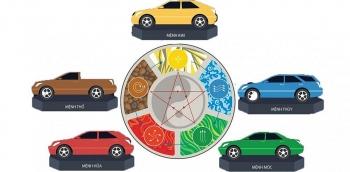 Tuổi Dần nên mua xe màu gì để làm ăn phất lên như diều gặp gió?