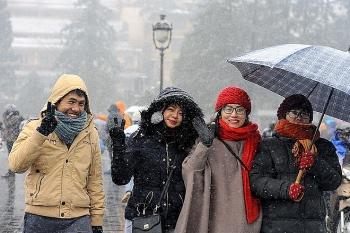 Thời tiết 10 ngày tới (7/1-17/1) Bắc Bộ có băng giá, mưa tuyết