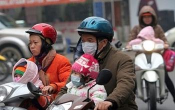Thời tiết ngày mai 16/1: Ảnh hưởng không khí lạnh, Hà Nội và Bắc Bộ chuyển rét