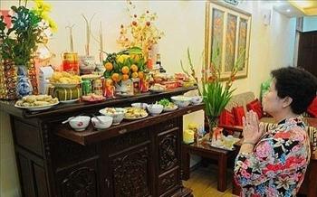 Người Việt thường làm gì trong ngày Rằm tháng Chạp?