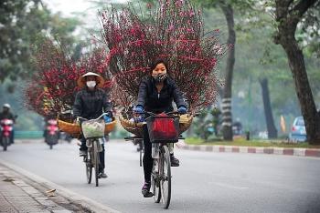 Thời tiết 10 ngày tới (31/1-10/2/2021): Hà Nội đón Tết ông Công ông Táo trong tiết trời lạnh, mưa phùn