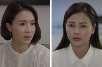 Hướng dương ngược nắng - Tập 23 (tối 2/2): Châu thẳng thừng nói chuyện với Minh