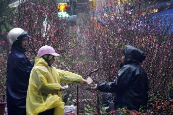 Thời tiết ngày mai 8/2: Không khí lạnh gây mưa cho toàn miền Bắc và miền Trung