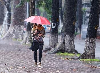 Thời tiết 10 ngày tới (27/2-9/3/2021): Không khí lạnh suy yếu từ ngày 4/3