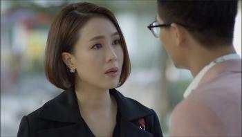 """Hướng dương ngược nắng - Tập 7 phần 2 (tối 22/1): Kiên """"lật bài"""" hôn Minh trước mặt Châu"""