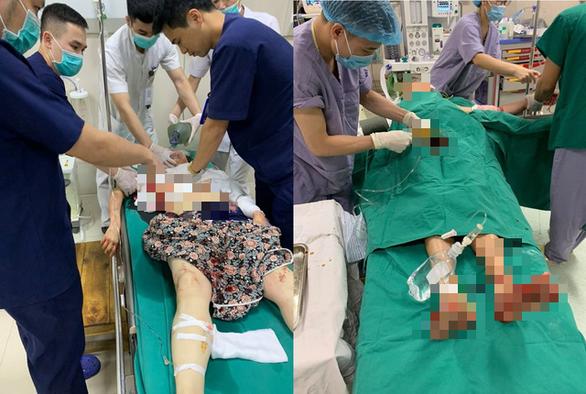 Phú Thọ: Đâm tử vong vợ, truy sát nhạc phụ rồi về nhà treo cổ tự tử