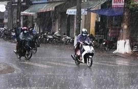 Dự báo thời tiết ngày 2/7: Mưa dông nhiều nơi trên cả nước