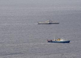 Mỹ có thể cấm vận Trung Quốc vì Biển Đông