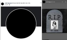 Tin tức giải trí mới nhất sáng 16/7: Jolie Nguyễn đổi avatar đen, tự